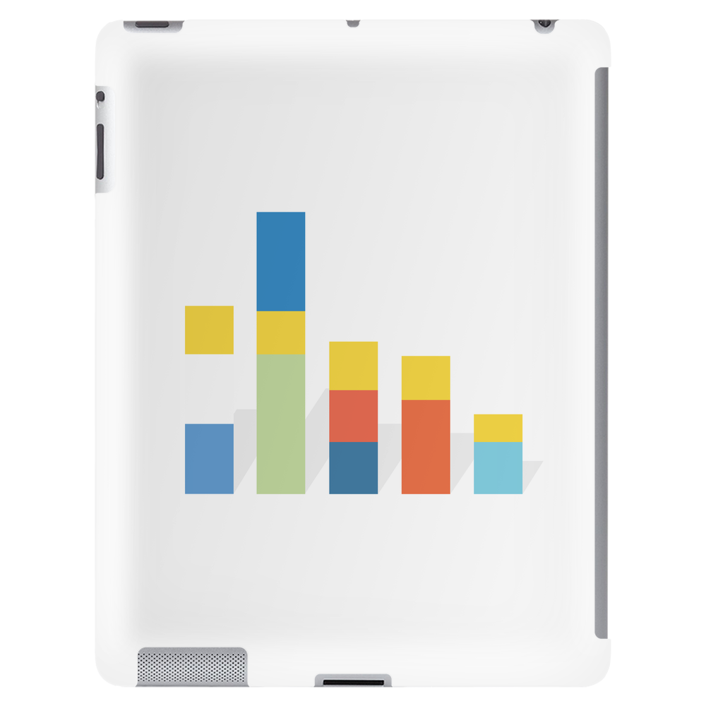 Simpsons Block Character Tablet (vertical)