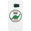 Sinclair Dino Gasoline vintage sign. Flat and clean version. Phone Case