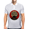 Sinclair Motor Oil distressed version Mens Polo