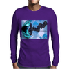 Singing the Blues Mens Long Sleeve T-Shirt
