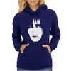 Siouxsie And The Banshees Sioux Face Post Punk Womens Hoodie