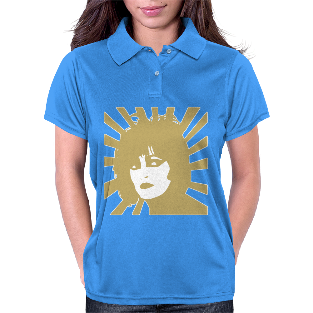 Siouxsie And The Banshees Womens Polo