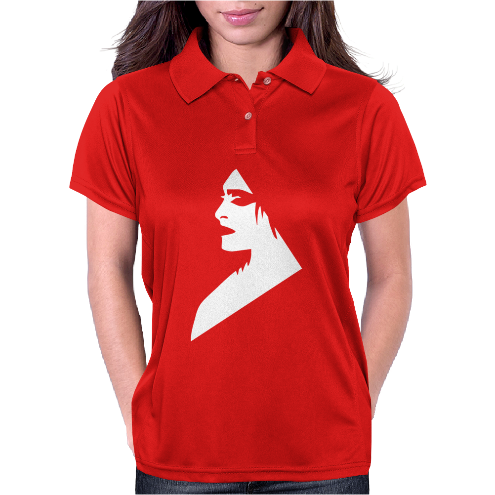 Siouxsie Sioux Womens Polo