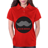 SIR MOUSTACHE MR Womens Polo