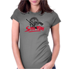 Sith Fury Womens Fitted T-Shirt