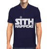 Sith Happens Star Wars Mens Polo