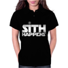 Sith Happens Star Wars Womens Polo