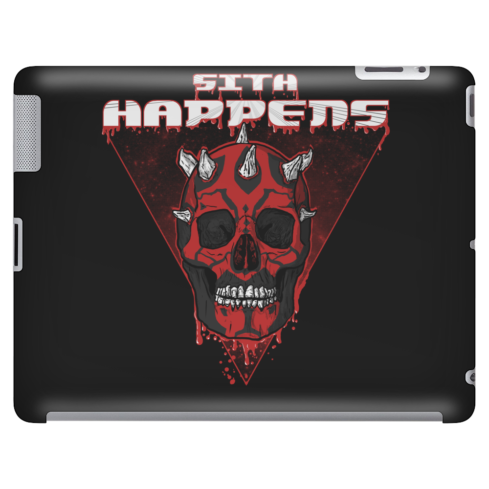 Sith Happens Tablet (horizontal)