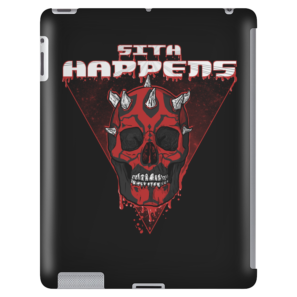 Sith Happens Tablet (vertical)