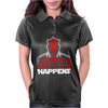 Sith Happens Womens Polo