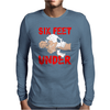 Six Feet Under Mens Long Sleeve T-Shirt