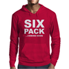 SIX PACK COMING SOON Mens Mens Hoodie