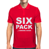 SIX PACK COMING SOON Mens Mens Polo