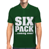 SIX PACK coming soon Mens Polo
