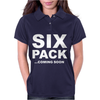 SIX PACK COMING SOON Womens Polo