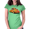 Sixties VW Beetle, Ideal Gift Or Birthday Present Womens Fitted T-Shirt