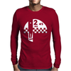 Ska 2 Tone Music Mens Long Sleeve T-Shirt