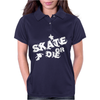 Skate or Die Womens Polo
