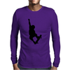 SKATEBOARD Mens Long Sleeve T-Shirt