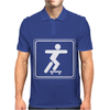 Skateboarding Skate Skaters Mens Polo