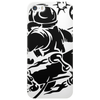 Skateboarding Space Phone Case