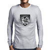 skater shield Mens Long Sleeve T-Shirt