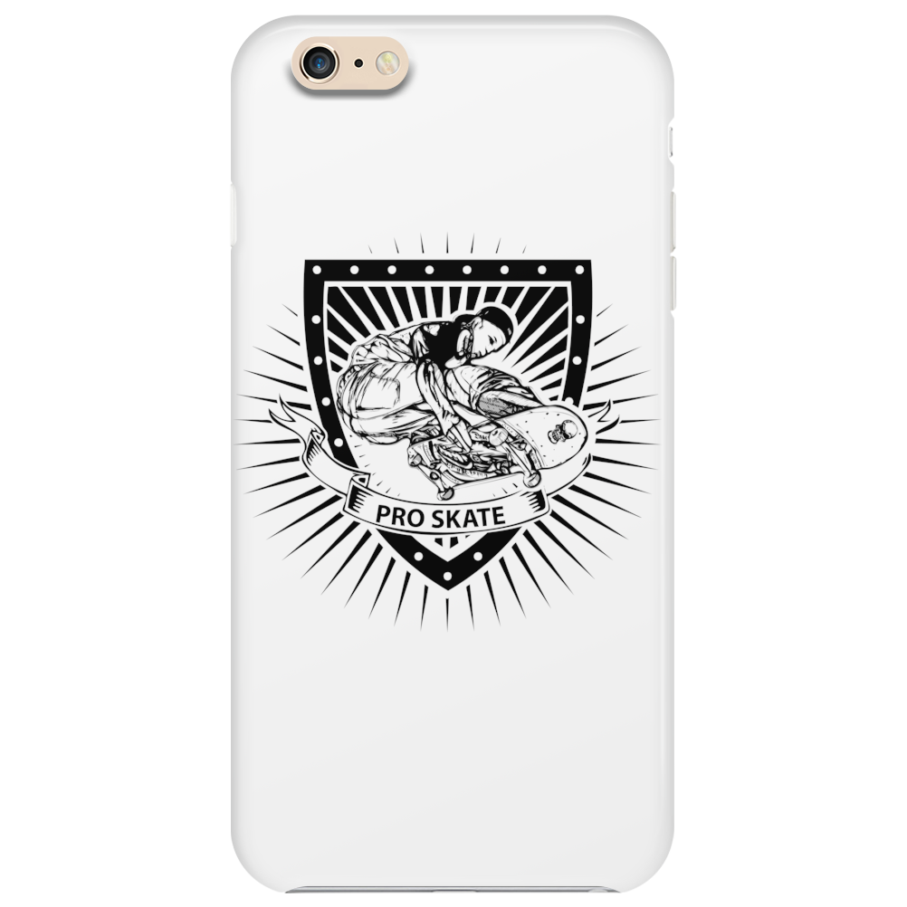 skater shield Phone Case