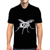 Skeleton Bug Mens Polo