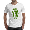 Skeleton Hand Grenade Breaking Bad Mens T-Shirt