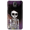 Skeleton I by Rouble Rust Phone Case