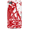 Skeleton on pile of skulls Phone Case