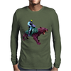 Skeletor Panthor Moty He Man Mens Long Sleeve T-Shirt