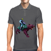 Skeletor Panthor Moty He Man Mens Polo