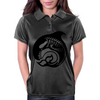 skelewhale Womens Polo