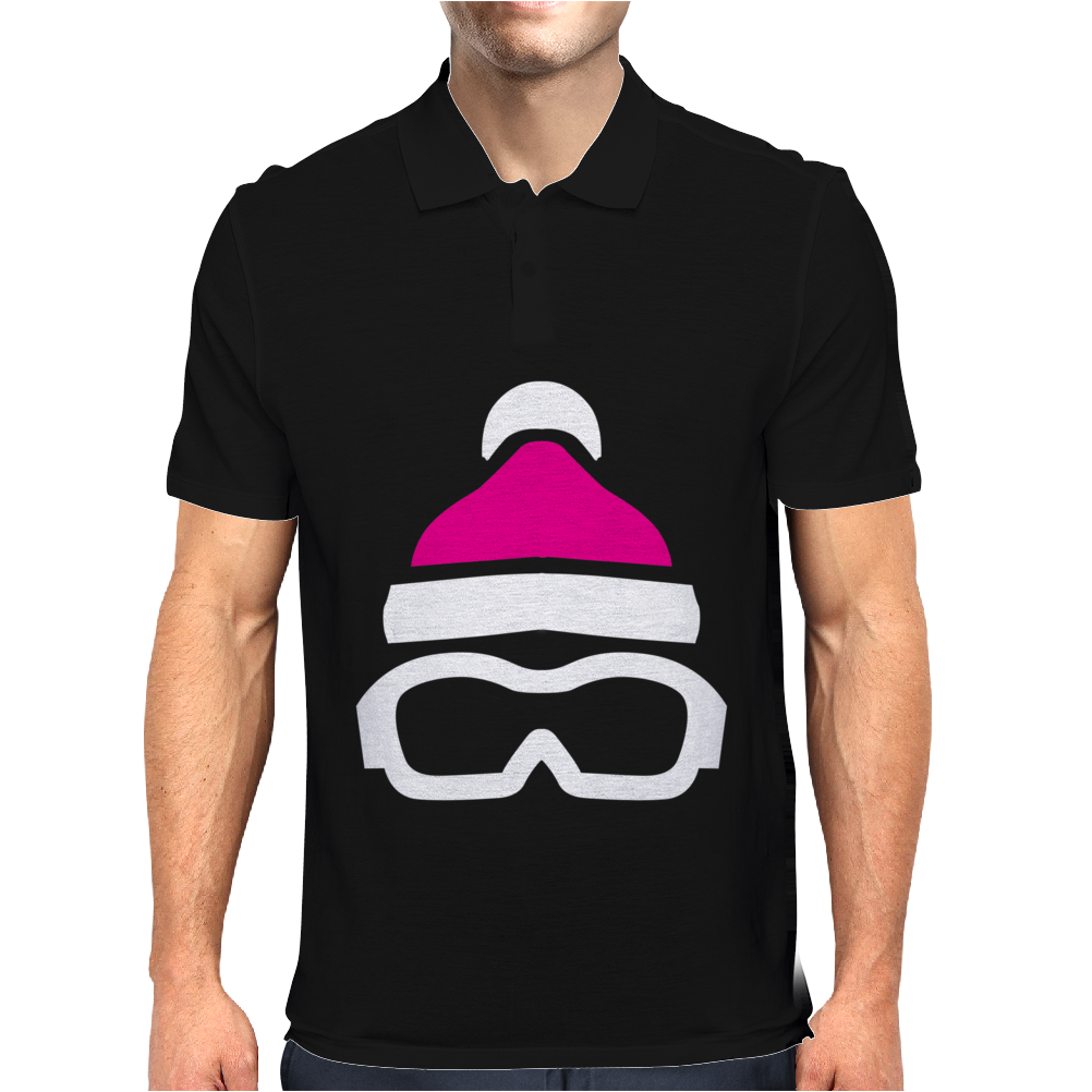 Ski Goggles And Hat Mens Polo
