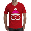 Ski Goggles And Hat Mens T-Shirt