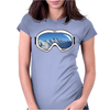 Ski Goggles copy Womens Fitted T-Shirt