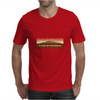 Ski Mount Olympus Mens T-Shirt