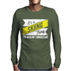 Skiing Thing Wouldn't Understand Mens Long Sleeve T-Shirt