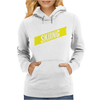 Skiing Thing Wouldn't Understand Womens Hoodie