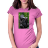 Skin-UP Gorilla Womens Fitted T-Shirt