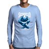 Skinhead A Way Of Life Blue Ideal Birthday Gift Present. Mens Long Sleeve T-Shirt
