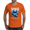 Skinhead A Way Of Life Blue Ideal Birthday Gift Present. Mens T-Shirt