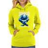 Skinhead A Way Of Life Blue Ideal Birthday Gift Present. Womens Hoodie