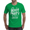 Skinhead Boot Party Mens T-Shirt