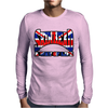 Skinhead Union Jack, Ideal Birthday Gift Or Present Mens Long Sleeve T-Shirt