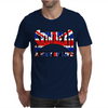 Skinhead Union Jack, Ideal Birthday Gift Or Present Mens T-Shirt