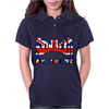 Skinhead Union Jack, Ideal Birthday Gift Or Present Womens Polo