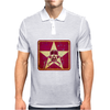 SKULL AND BONES Mens Polo