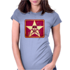 SKULL AND BONES Womens Fitted T-Shirt